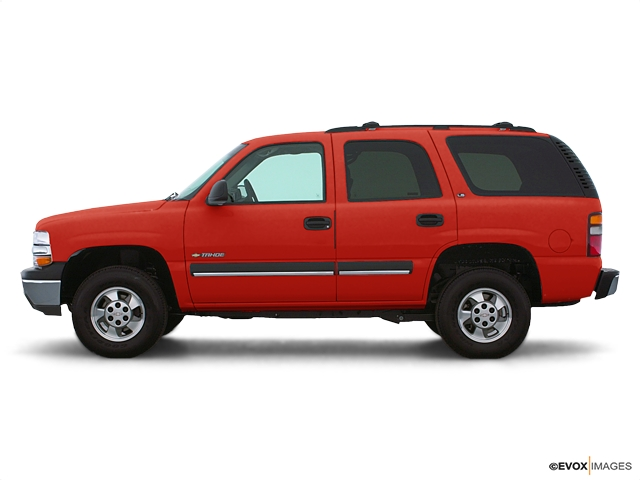 Pre-Owned 2002 Chevrolet Tahoe