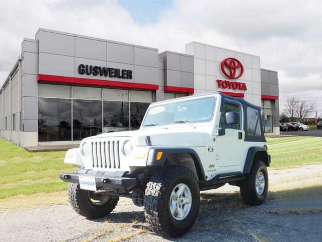 Great Pre Owned 2006 Jeep Wrangler X